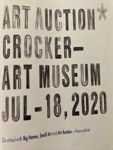 Photo for Crocker Art Auction
