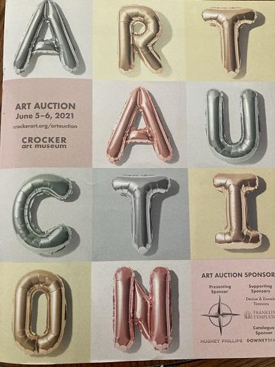 Photo of Crocker Art Auction