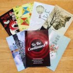 photo of 916 Ink book covers