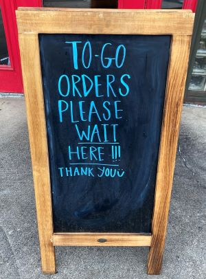 Photo of Midtown Sushi Sign
