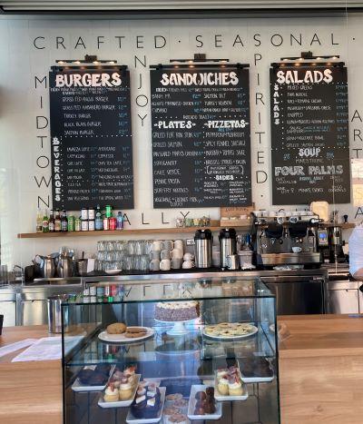Photo of Cafe Bernardo Midtown Counter