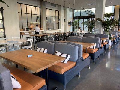 Photo of Cafe Bernardo Midtown Interior