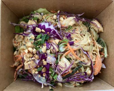 Photo of Cafe Bernardo Midtown Thai Noodle Salad
