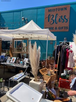 Photo of Bliss Parking Lot Sale