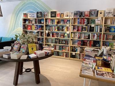 Photo of East Village Bookshop interior 2