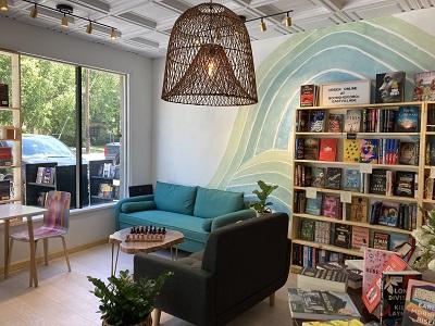 Photo of East Village Bookshop interior