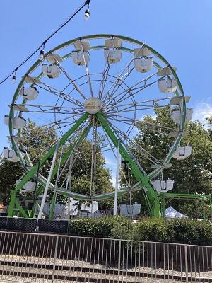 Photo of Old Sacramento Waterfront Wheel
