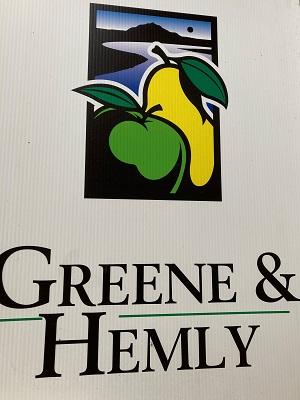 Photo of Greene & Hemly Signage
