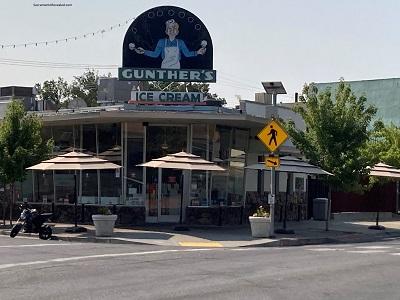 Photo of Gunther's Ice Cream Exterior