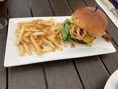 Photo of Freeport Bar & Grill Burger