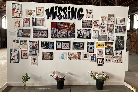 Photo of September 11 - 20th Anniversary Missing Posters