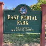 Photo of East Portal Park Signage Little Italy
