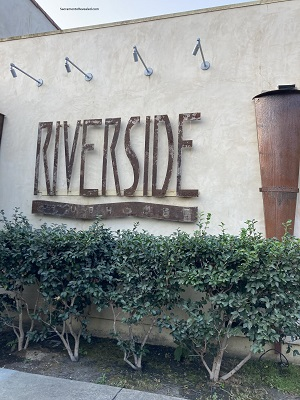 Photo of Riverside Clubhouse Signage